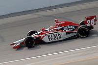 11 September, 2005, Joliet,IL,USA<br /> Dan Wheldon<br /> Copyright&copy;F.Peirce Williams 2005