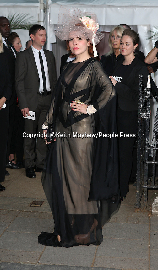 London - Glamour Women Of The Year Awards held at Berkeley Square Gardens, London June 7th 2011..Photo by Randy Beard