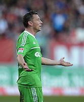 FUSSBALL   1. BUNDESLIGA  SAISON 2012/2013   10. Spieltag 1. FC Nuernberg - VfL Wolfsburg      03.11.2012 Ivica Olic (VfL Wolfsburg)