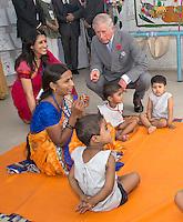 Prince Charles & Camiila continue their India Tour - India