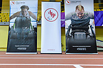 MONTREAL, QC - APRIL 29:  2017 Montreal Paralympian Search at Complexe sportif Claude-Robillard. Photo: Minas Panagiotakis/Canadian Paralympic Committee