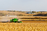 Tractors and Combines: Agricultural Stock Images