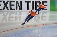 SPEED SKATING: HAMAR: Vikingskipet, 05-03-2017, ISU World Championship Allround, 1500m Men, Sven Kramer (NED), ©photo Martin de Jong