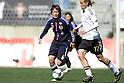 Mizuho Sakaguchi (JPN), MARCH 7, 2012 - Football / Soccer : Mizuho Sakaguchi of Japan in action during the Algarve Women's Football Cup 2012 final match between Germany 4-3 Japan at Algarve Stadium, Faro, Portugal. (Photo by AFLO) [2268]