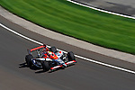 10-18 May 2008, Indianapolis, Indiana, USA. Max Papis's Honda/Dallara.©2008 F.Peirce Williams USA.