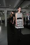 Mercedes-Benz New York Fashion Week Autumn/Winter 2013 - Catherine Malindrino Presentation Held at Center 548, NY D. Salters/WENN 2/10/13