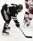 Ryan Tait (PC - 8) - The Harvard University Crimson defeated the Providence College Friars 3-0 in their NCAA East regional semi-final on Friday, March 24, 2017, at Dunkin' Donuts Center in Providence, Rhode Island.