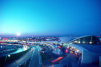 TWA Terminal, John F. Kennedy International Airport, Brooklyn, NYC, NY, designed by Eero Saarinen