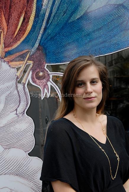 Lauren Groff in 2010.