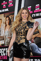 Actress Whitney Port arrives at the premiere of 'What To Expect When You're Expecting' held at Grauman's Chinese Theatre in Hollywood.