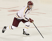 Pat Mullane (BC - 11) - The University of Massachusetts Lowell River Hawks defeated the Boston College Eagles 4-2 (EN) on Tuesday, February 26, 2013, at Kelley Rink in Conte Forum in Chestnut Hill, Massachusetts.