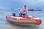 Delphine Legay & Small Boat