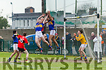 Tarbert V  St. Senans   in the The Bernard O'Callaghan Memorial Senior Football Championship 2016 Semi Final against St. Senans at Frank Sheehy Park, Listowel on Sunday