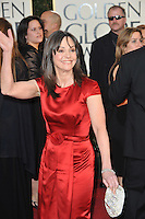 Sally Field at the 66th Annual Golden Globe Awards at the Beverly Hilton Hotel..January 11, 2009 Beverly Hills, CA.Picture: Paul Smith / Featureflash