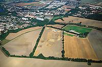 Deutschland, Schleswig- Holstein, Glinde, Golfplatz, 09/2002