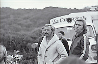 Ian 'Kanga' Cairns (AUS) during the  running of the 1976 Rip Curl Pro, Bells Beach, Torquay, Victoria, Australia. Easter 1976.Photo:  joiliphotos.com