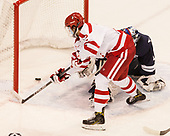 Shane Switzer (BU - 2) scored his first collegiate goal. The Boston University Terriers defeated the visiting Yale University Bulldogs 5-2 on Tuesday, December 13, 2016, at the Agganis Arena in Boston, Massachusetts.