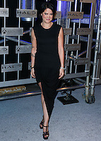 HOLLYWOOD, LOS ANGELES, CA, USA - NOVEMBER 10: Kiki Wolfkill arrives at the HaloFest - Halo: The Master Chief Collection Launch Event held at Avalon on November 10, 2014 in Hollywood, Los Angeles, California, United States. (Photo by Xavier Collin/Celebrity Monitor)