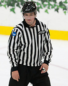 Stephen Drain - The Harvard University Crimson defeated the US National Team Development Program's Under-18 team 5-2 on Saturday, October 8, 2016, at the Bright-Landry Hockey Center in Boston, Massachusetts.