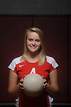 Lafayette High volleyball player Ashley Smith, in Oxford, Miss. on Monday, October 24, 2011, is the Oxford Eagle's player of the year for 2011.