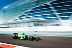 Charles Pic of France and Caterham F1 Team drives during the Abu Dhabi Formula One Grand Prix 2013 at the Yas Marina Circuit on November 3, 2013 in Abu Dhabi, United Arab Emirates. Photo by Victor Fraile / The Power of Sport Images