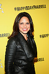 Soledad O'Brien Attends Pharrell Williams 41st Spongebob Square Pants Theme Birthday  Celebration at Cipriani Wall Street, NY