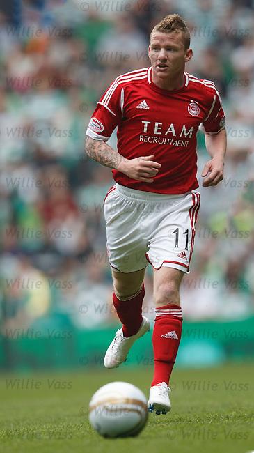Jonny Hayes, Aberdeen
