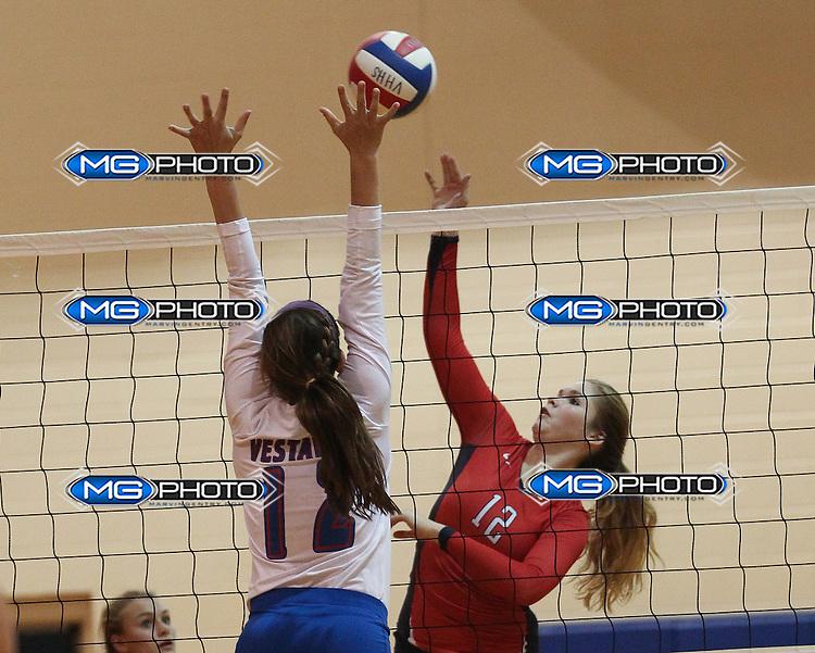 140904 Vestavia vs Oak Mountain Volleyball