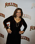 Opening Night -  Kathy Najimy attends Follies, a James Goldman & Stephen Sondheim's classic musical on September 12, 2011 at the Marquis Theatre, New York City, New York. (Photo by Sue Coflin/Max Photos