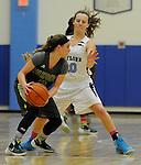 2-12-16, Skyline High School vs Huron High School varsity girl's basketball