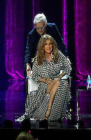AUG 27 Celine Dion Returns to The Colosseum, Press Conference