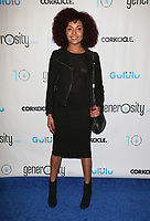 BEVERLY HILLS, CA - March 21: Ashley Everett, At Generosity.org Fundraiser For World Water Day At Montage Hotel In California on March 21, 2017. Credit: FS/MediaPunch