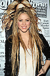 Shakira Celebrates her new album ' She Wolf ' & Rolling Stone Cover at The Bowery Hotel in NYC