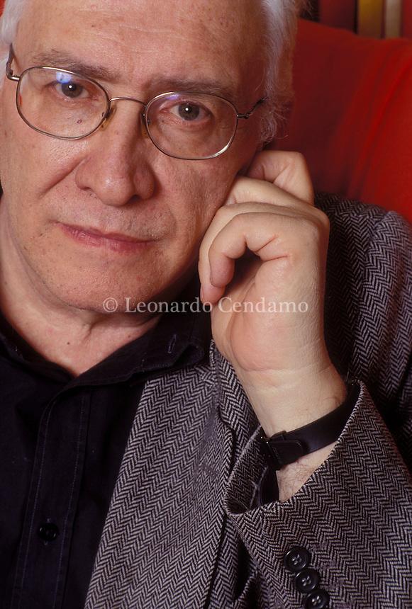 2003: FRANCO CORDELLI  © Leonardo Cendamo