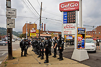 Pittsburgh G20 2009 Protests