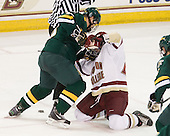 Dan Lawson (Vermont - 28), Bill Arnold (BC - 24) - The Boston College Eagles defeated the visiting University of Vermont Catamounts 6-0 on Sunday, November 28, 2010, at Conte Forum in Chestnut Hill, Massachusetts.