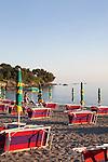 Beach in Basilicata, ITALY