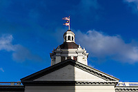 TALLAHASSEE, FLA. 3/10/15-The Historic Capitol building in Tallahassee.<br /><br />COLIN HACKLEY PHOTO