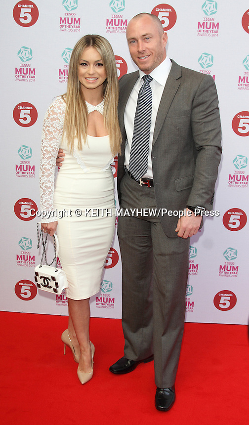 Tesco Mum of the Year Awards at The Savoy Hotel, The Strand, London on March 23rd 2014<br /> <br /> Photo by Keith Mayhew