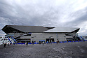 Panasonic Cup : Gamba Osaka 3-2 Nagoya Grampus at brand new Gamba Osaka home Suita City Stadium