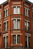 Victorian Building in the city of Saint John, New Brunswick, Canada