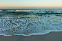Dawn at the beach on Anna Maria Island in Florida.