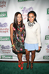 Angela Yee and Angela Simmons Attends 135th Street Agency Holiday Party Featuring the Beautiful Textures 2014 Upfront! And Special Performance by Atlantic Records' Sevyn Streeter Hosted by Angela Yee, Angela Simmons and Sway Calloway Held at Arena, NY