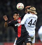 Fussball Bundesliga 2010/11, 13. Spieltag: Bayer 04 Leverkusen - FC Bayern Muenchen