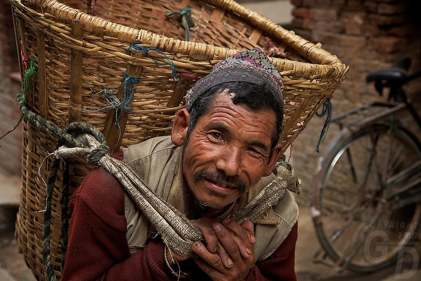 Life in and and around Hanuman-dhoka Durbar Square, Kathmandu, Nepal