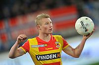 VOETBAL: ABE LENSTRA STADION: HEERENVEEN: 30-11-2013, SC Heerenveen - Go Ahead Eagles, uitslag 3-1, Doke Schmidt (#12 | GAE), ©foto Martin de Jong