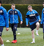 140415 Rangers training