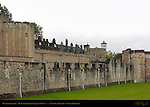Tower of London, Beauchamp Tower, Queen's House, Bell Tower, Byward Tower, London, England, UK