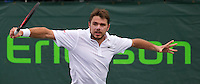 Stalinas WAWRINKA (SUI) against Mikhail YOUZHNY (RUS) in the third round of the men's singles. Mikhail Youzhny beat Stanlinas Wawrinka 1-6 7-6 7-5..International Tennis - 2010 ATP World Tour - Sony Ericsson Open - Crandon Park Tennis Center - Key Biscayne - Miami - Florida - USA - Mon 29th Mar 2010..© Frey - Amn Images, Level 1, Barry House, 20-22 Worple Road, London, SW19 4DH, UK .Tel - +44 20 8947 0100.Fax -+44 20 8947 0117
