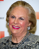 Jacqueline B. Mars arrives for the formal Artist's Dinner honoring the recipients of the 39th Annual Kennedy Center Honors hosted by United States Secretary of State John F. Kerry at the U.S. Department of State in Washington, D.C. on Saturday, December 3, 2016. The 2016 honorees are: Argentine pianist Martha Argerich; rock band the Eagles; screen and stage actor Al Pacino; gospel and blues singer Mavis Staples; and musician James Taylor.<br /> Credit: Ron Sachs / Pool via CNP